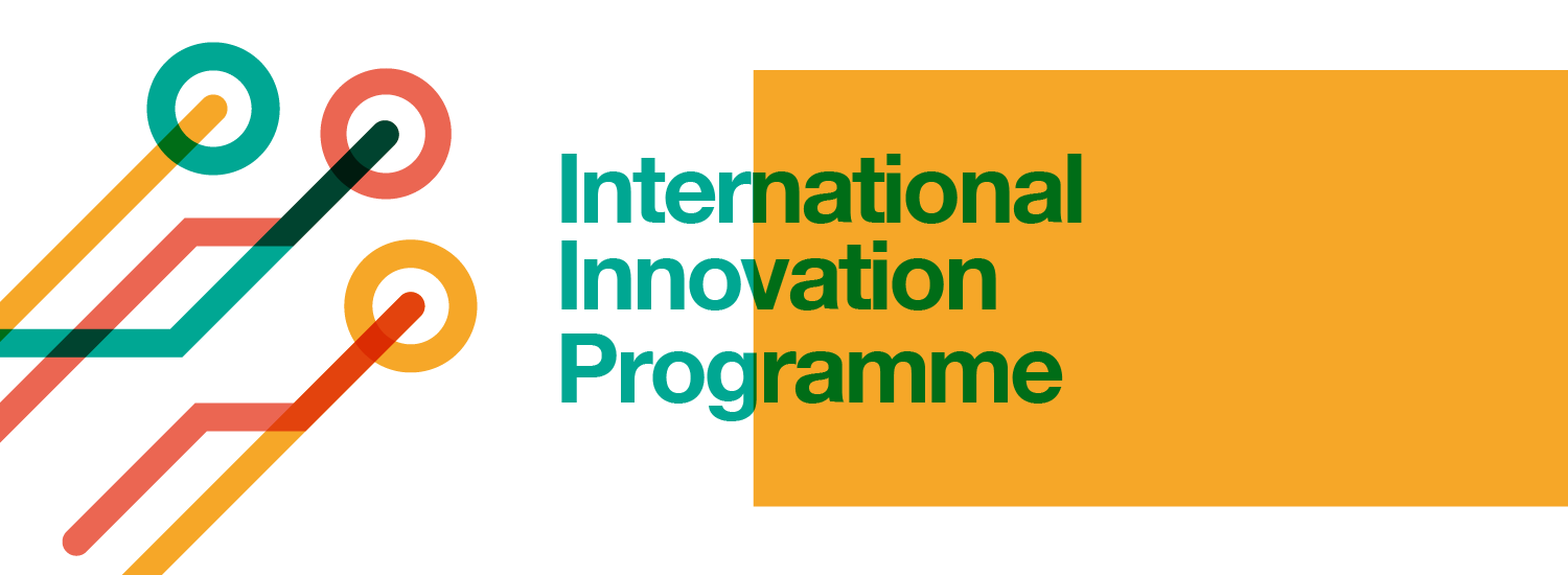 Slider International Innovation Programme